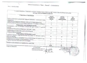 Graduatoria provv. Esperto Collaudatore - Avviso n. 3921-PONFESR del 14-05-2016